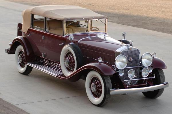 Cadillac V-16 All Weather Phaeton
