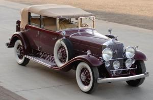 Cadillac V-16 All Weather Phaeton #4380