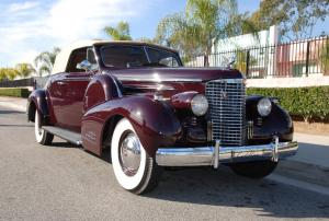 Cadillac V-16 Convertible Coupe #9067